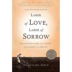 Labor of Love, Labor of Sorrow Black Women, Work, and