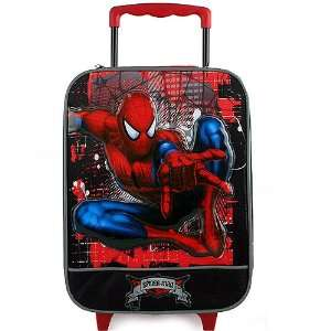 Spider Man Rolling Case Home & Kitchen