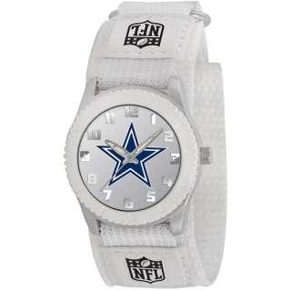 Watch, Velcro Strap Watch, White Strap Watch, Water Resistant Watch