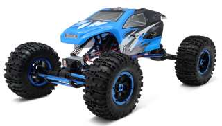 RC 4WD Electric Truck Rock Crawler RTR Mad Torque
