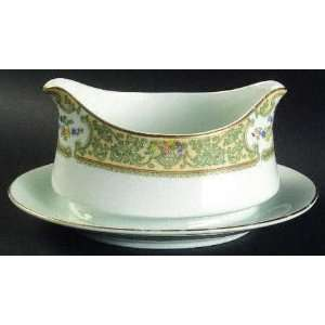 Summer Bouquet M2106 Mikasa Fine Porcelain China Gravy