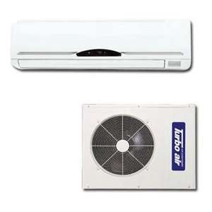 Turbo Air Ductless Mini Split Air Conditioner Tas 24v