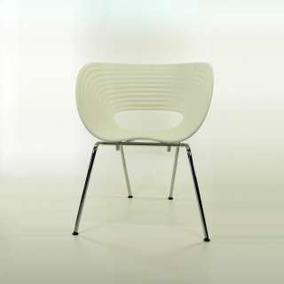 Vitra Tom Vac stackable chair, designed by Ron Arad in 1999
