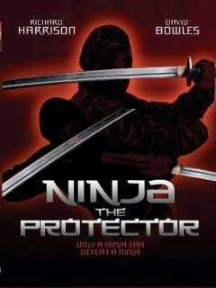Ninja the Protector Jackie Chan, Richard Harrison, David