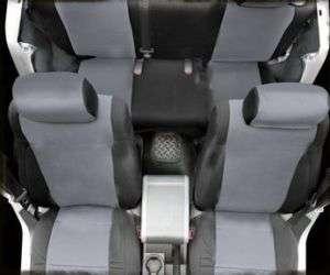 Soft IMITATION LEATHER CAR SEAT COVERS Full Set phv2