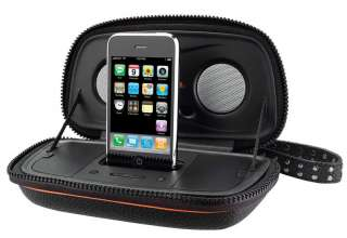 iHome HDP29 Harley Davidson Portable Speaker Case for iPod