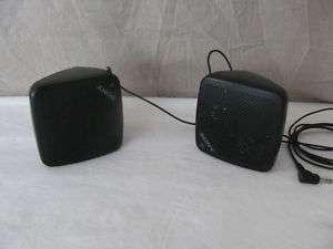 SONY SPEAKER SYSTEM MODEL SRS 5 BLACK