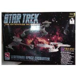 Star Trek AMT The Enterprise Incident Model Kit NEW