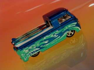 Wheels VW Dragster Drag Bus w/ Surf Boards Limited Edition 1/64 Scale