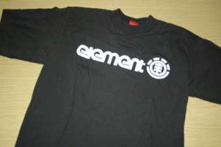 Element Skateboarding Surfing T Shirt MEDIUM