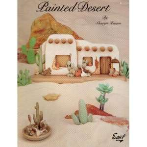 Painted Desert (Tole and Decorative Painting with Patterns